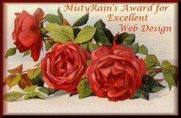Misty Rain Award